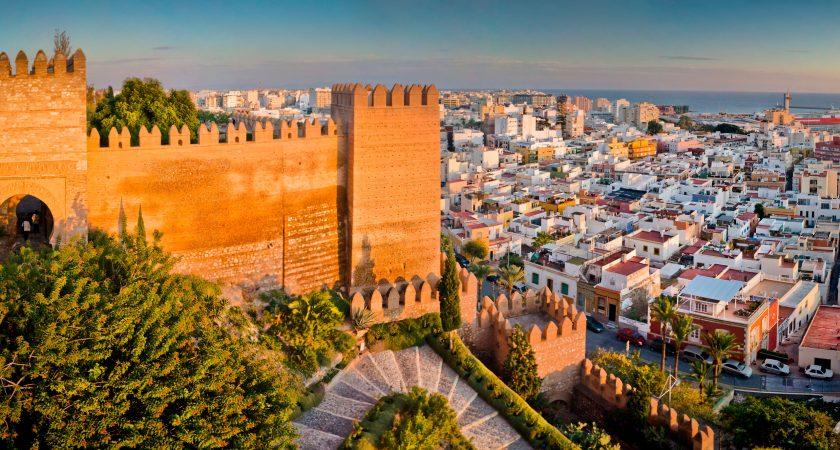 Alcazaba tour