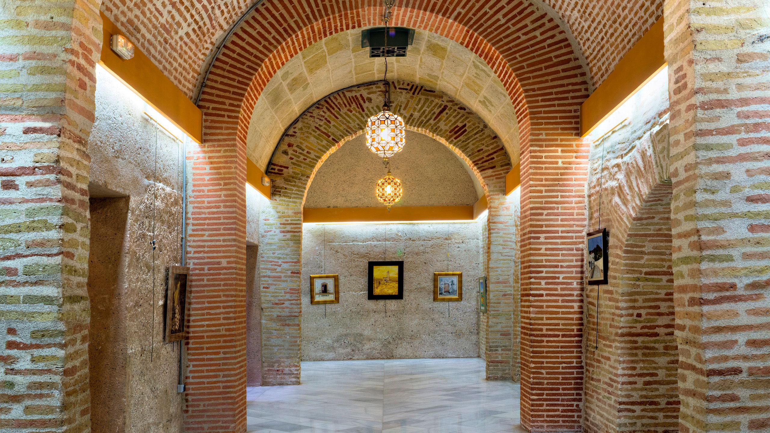 Arab cisterns