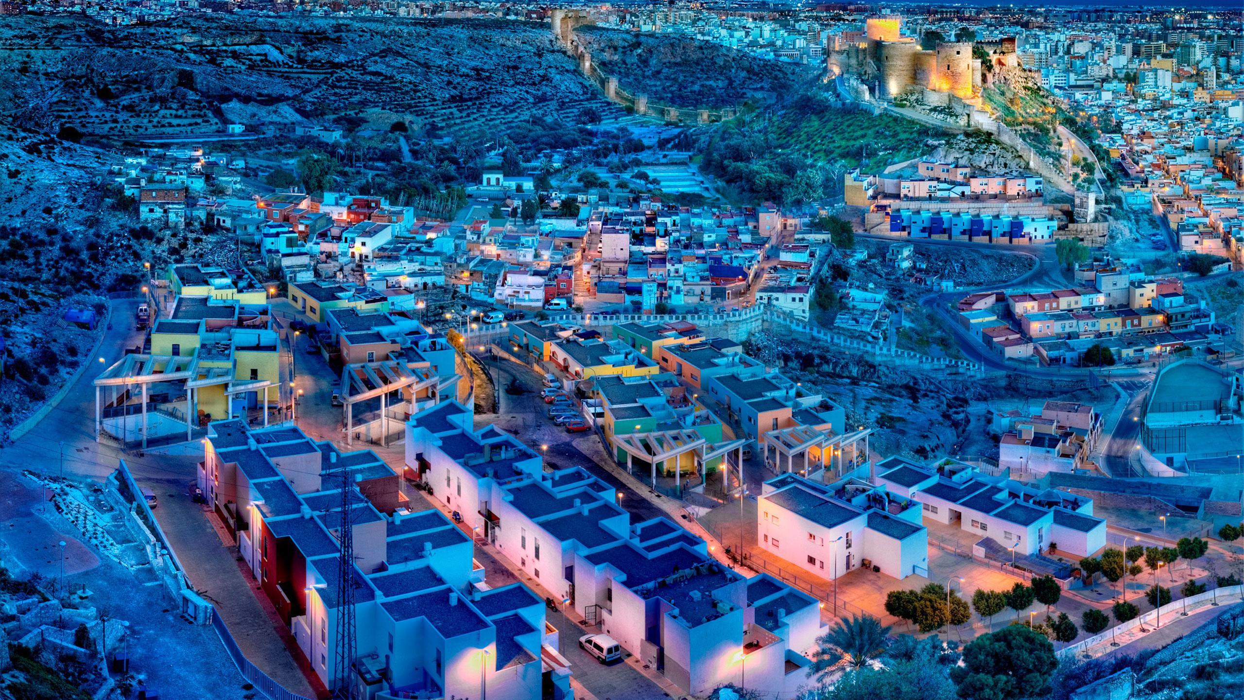 barrio de la chanca almeria