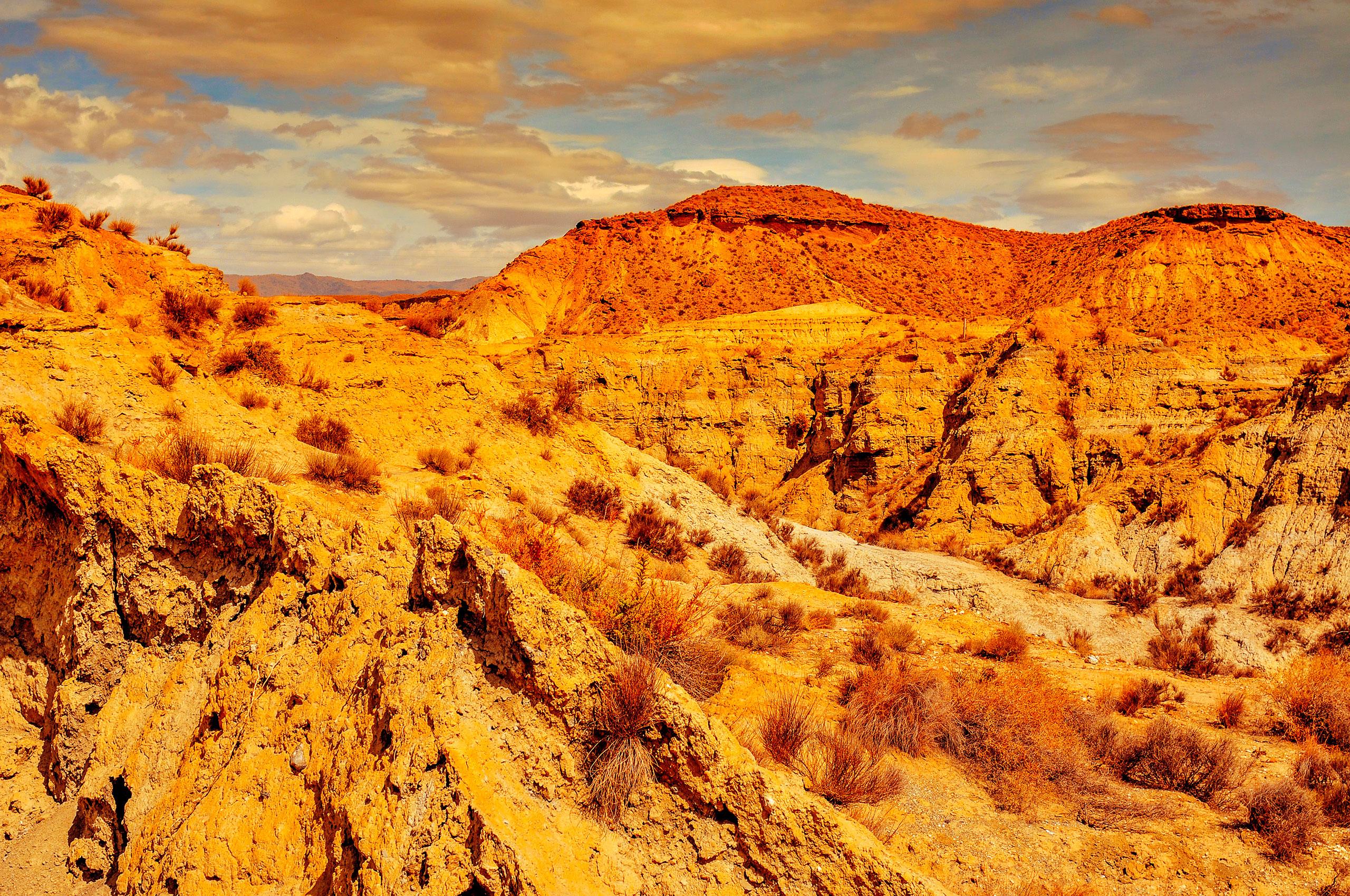 desierto de tabernas