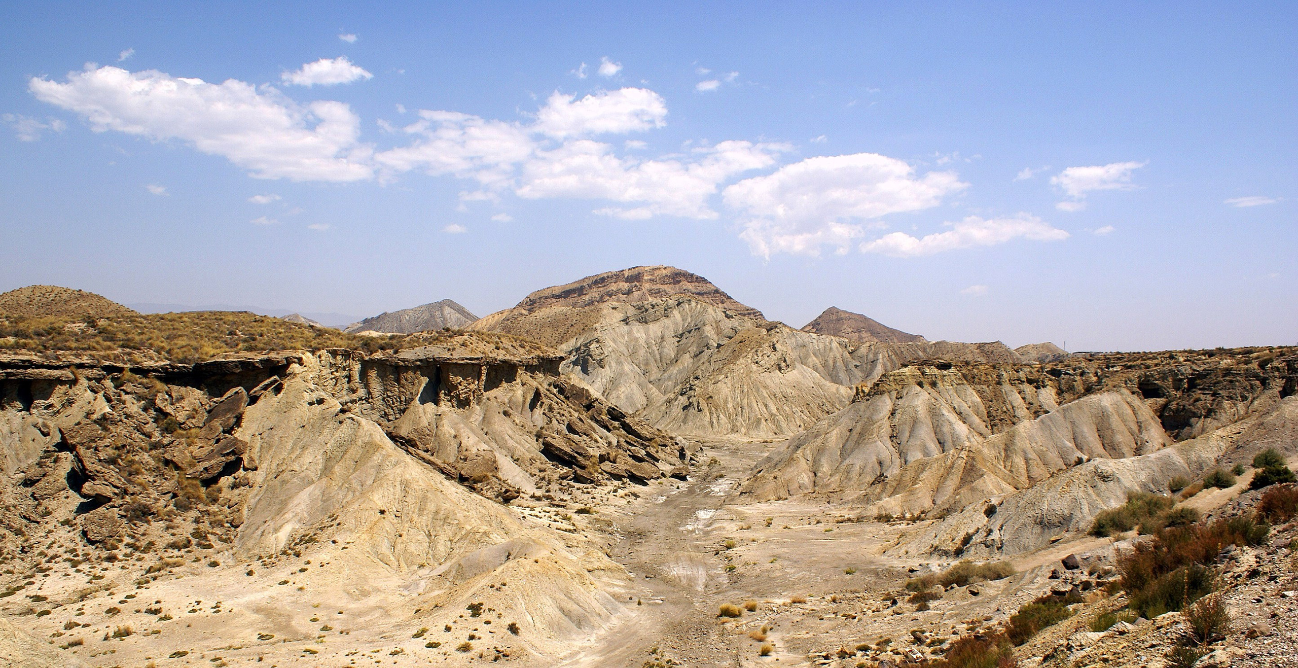 desierto tabernas western