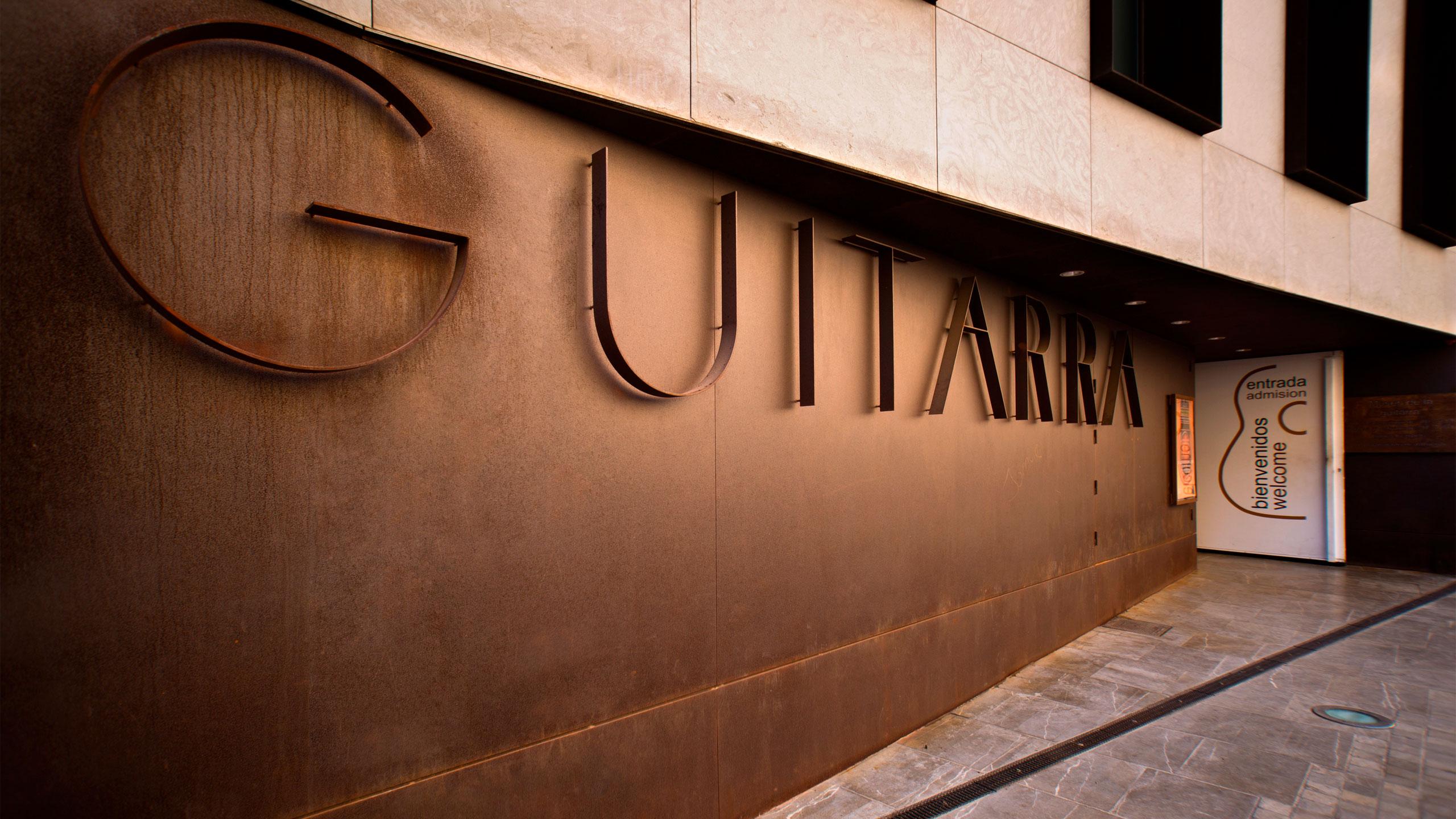 Museum of guitar Almeria