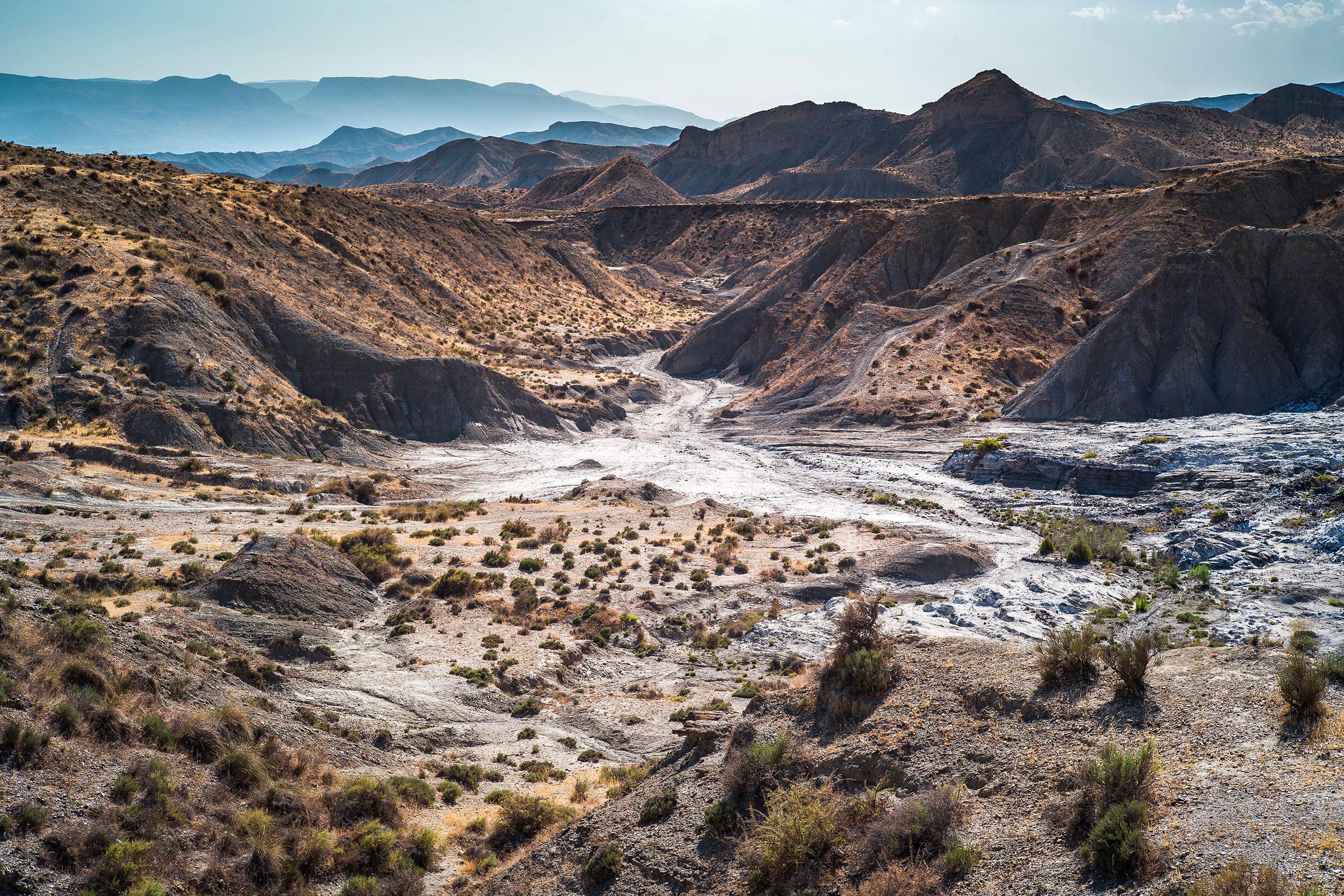 paisaje en el desierto