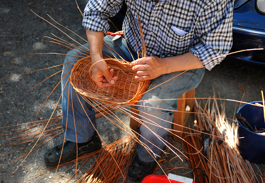 artesania mimbre almeria