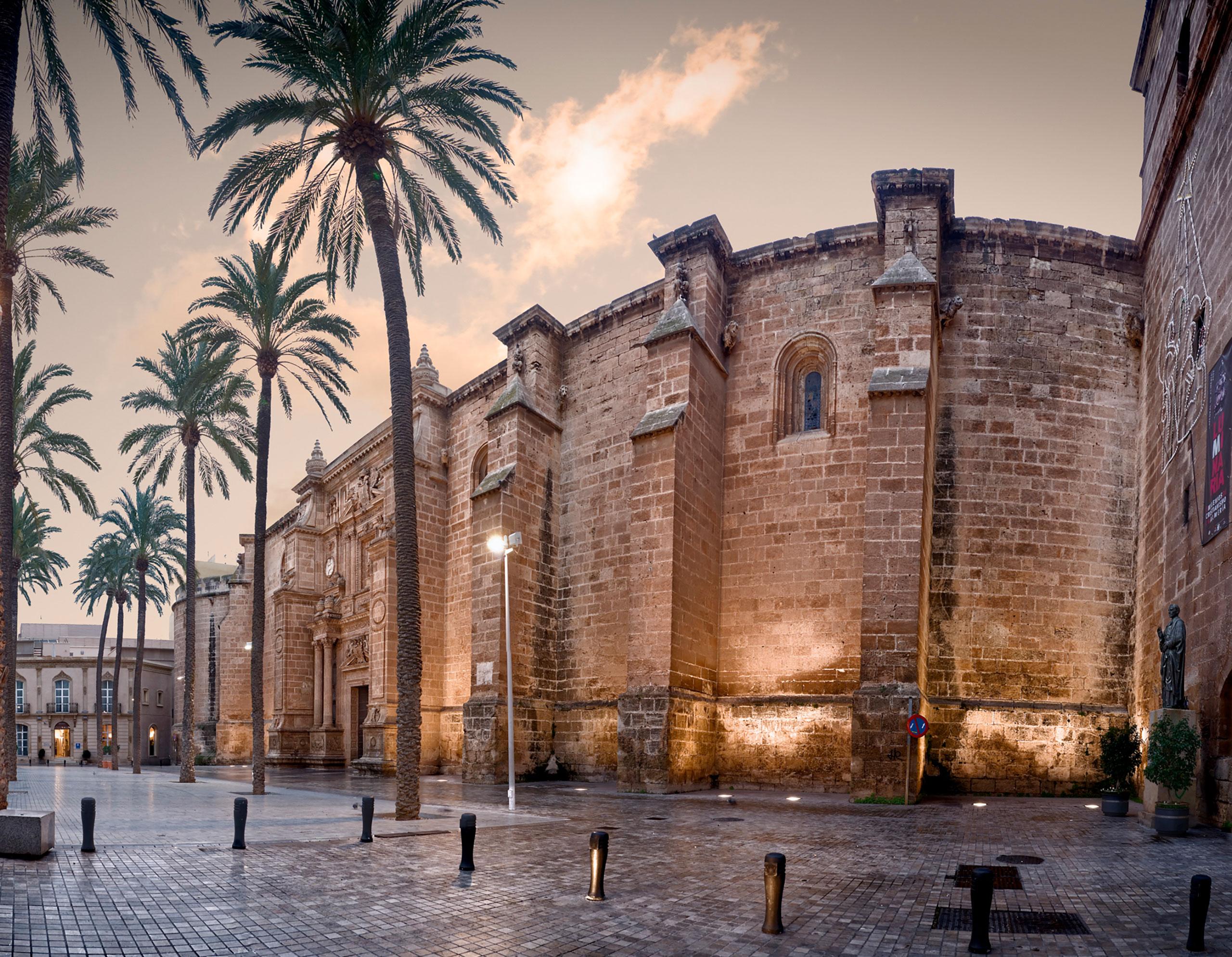 la catedral de almeria