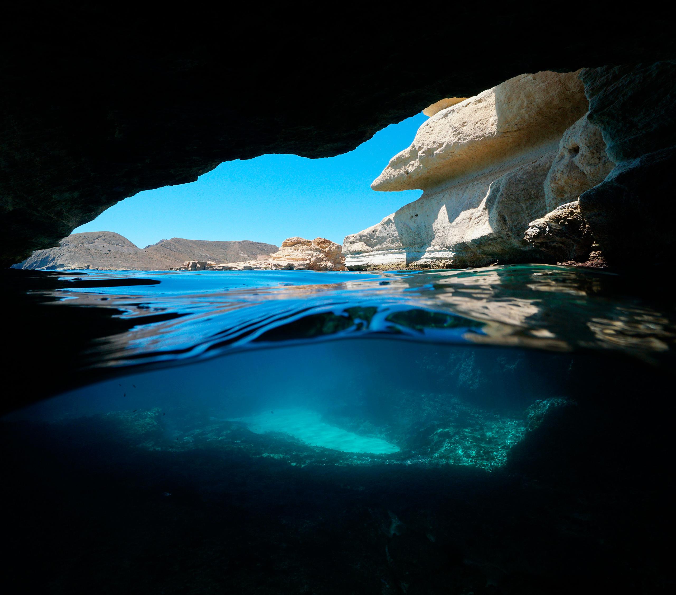 Cueva de Cabo de Gata