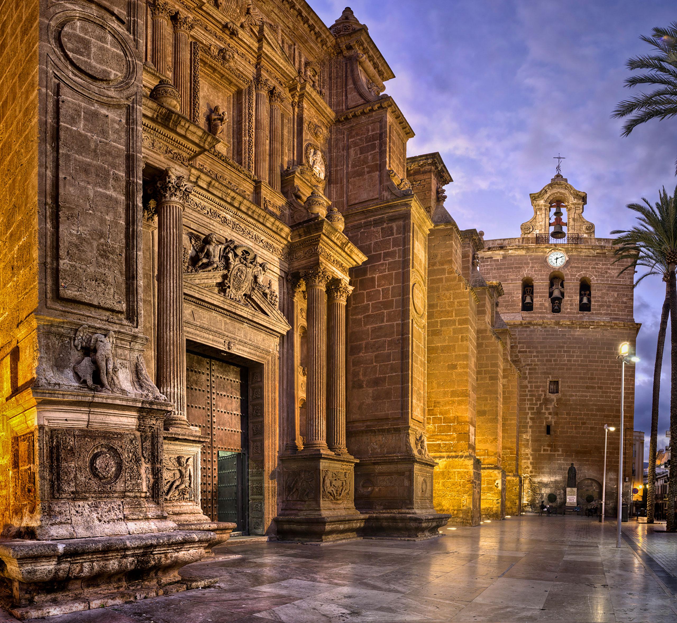 plaza catedral almeria