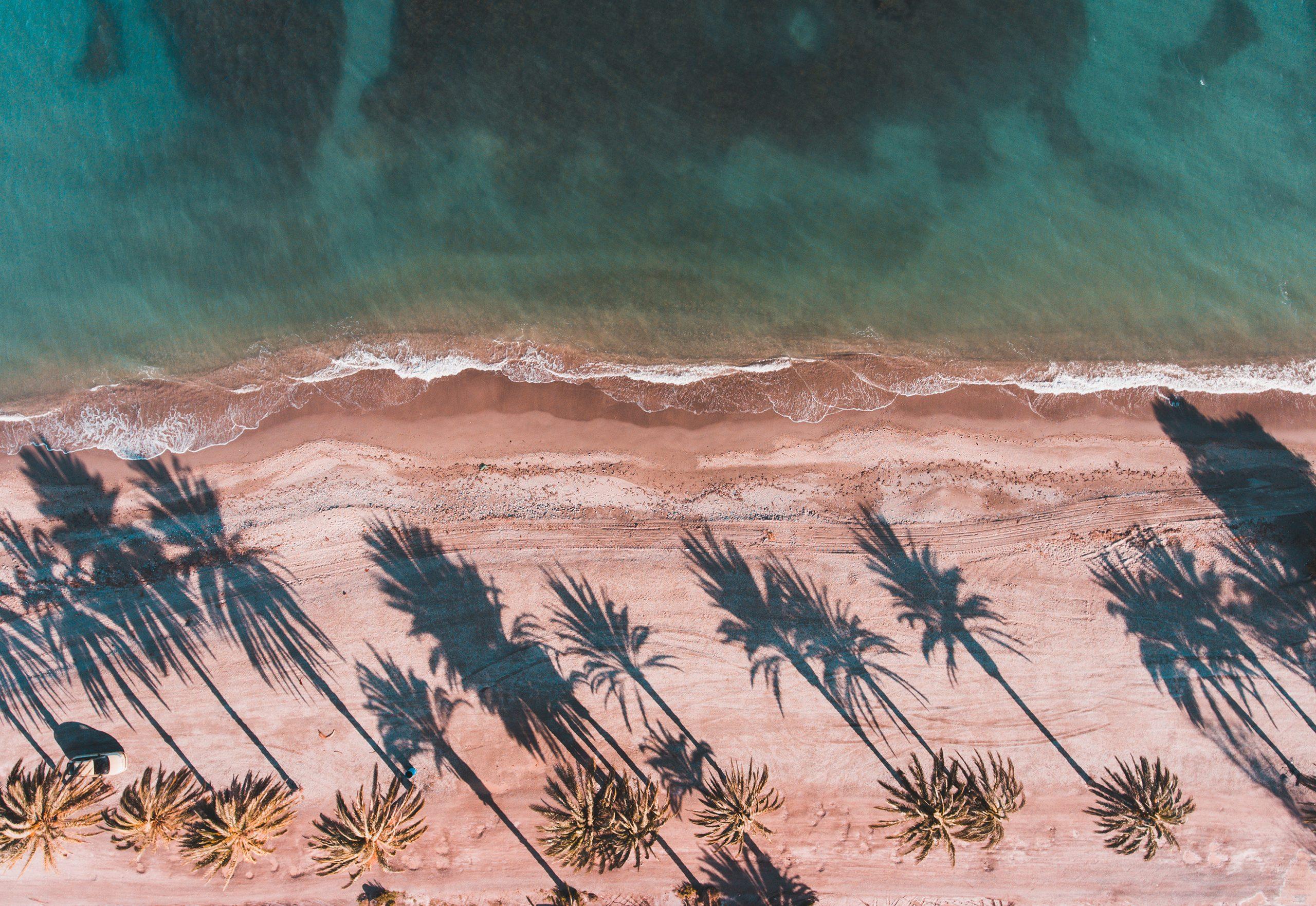 las playas de almería